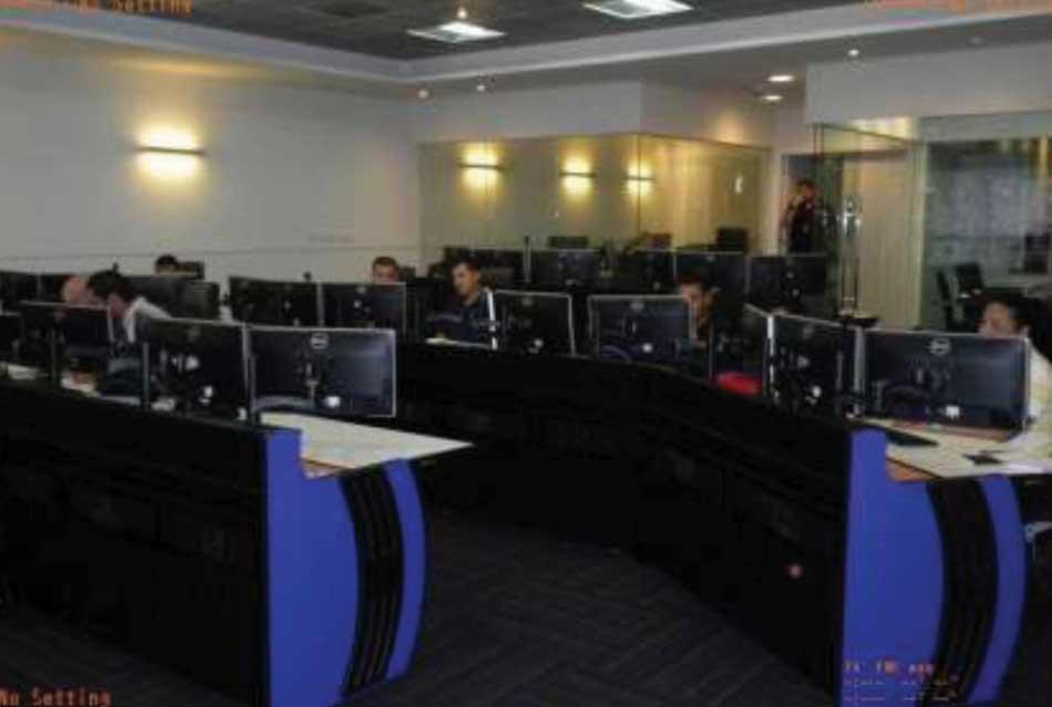 Data center/control room