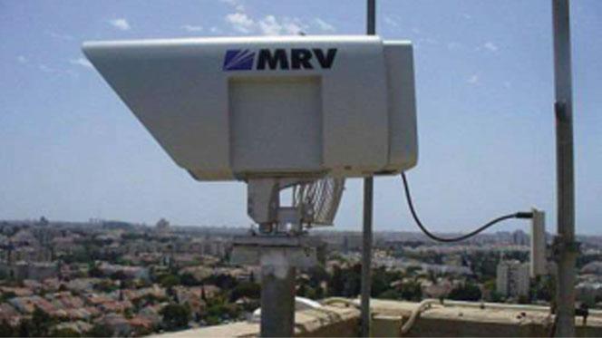 Laser Link Data Communication (100M), Umbrella over the city of Kafar